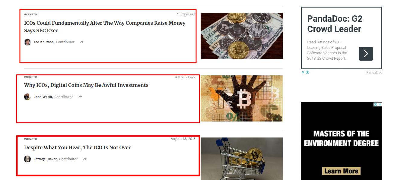 Influencer Marketing Screenshot